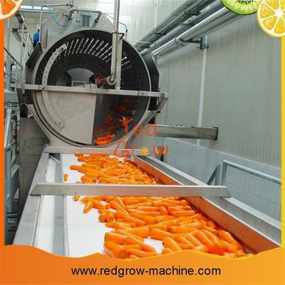 Carrot Processing Machine