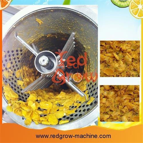 Apricot Halving and Stoning Machine