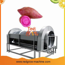 Sweet Potato Roller Washer Machine