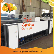 Fruit Processing Line Orange Waxing Machine