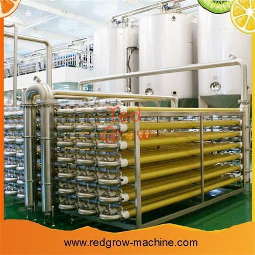 Grape Processing Machine